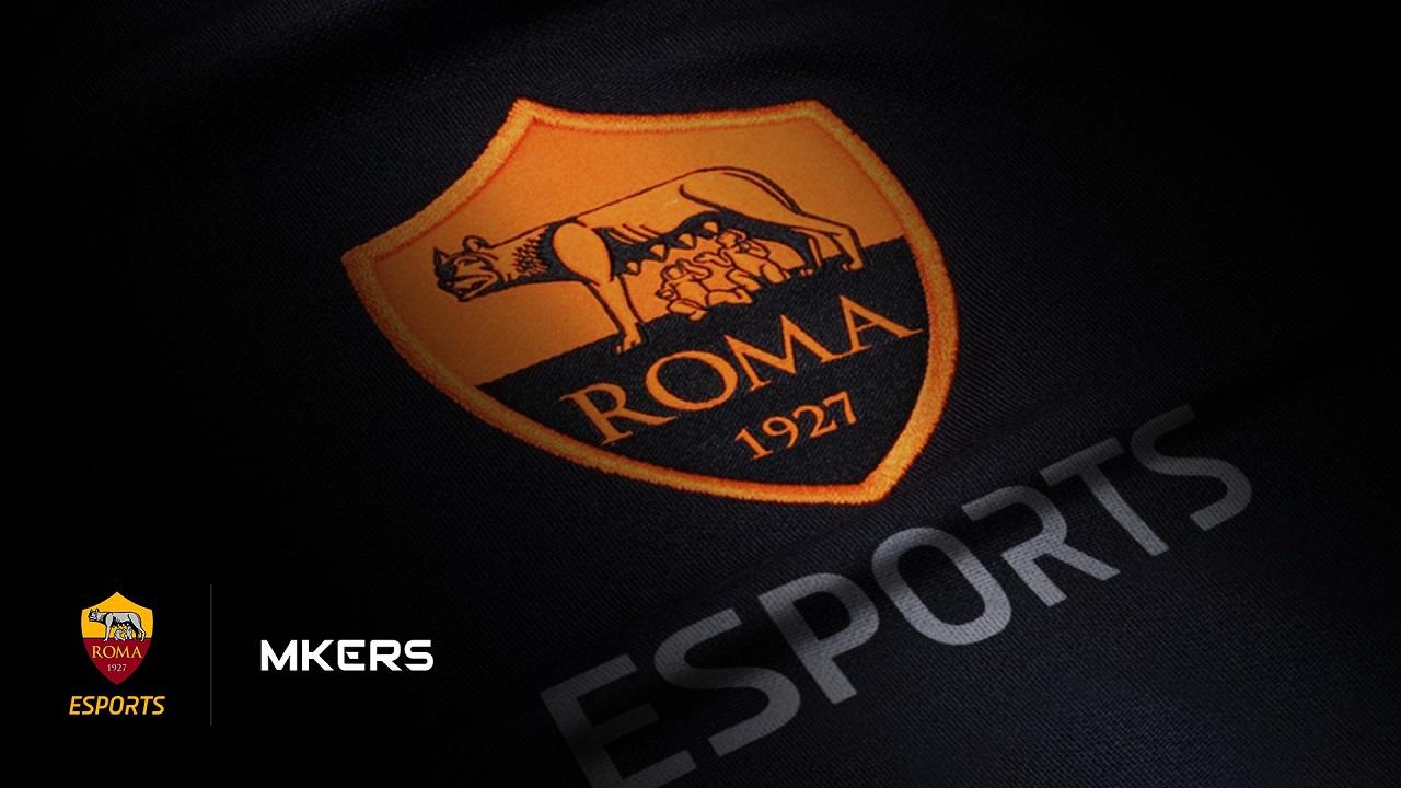 AS Roma investe nell'eSport con una partnership con Mkers thumbnail