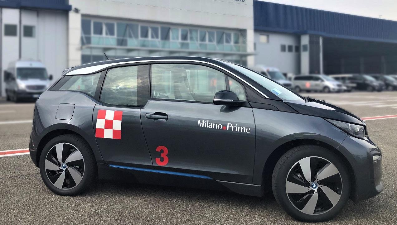 BMW e Milano Prime rinnovano la partnership con nuove auto full-electric thumbnail