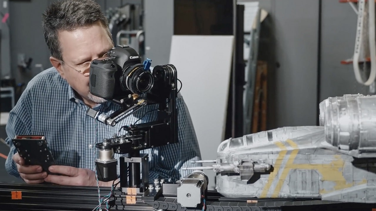 Canon EOS 5D ha girato alcune scene di The Mandalorian thumbnail