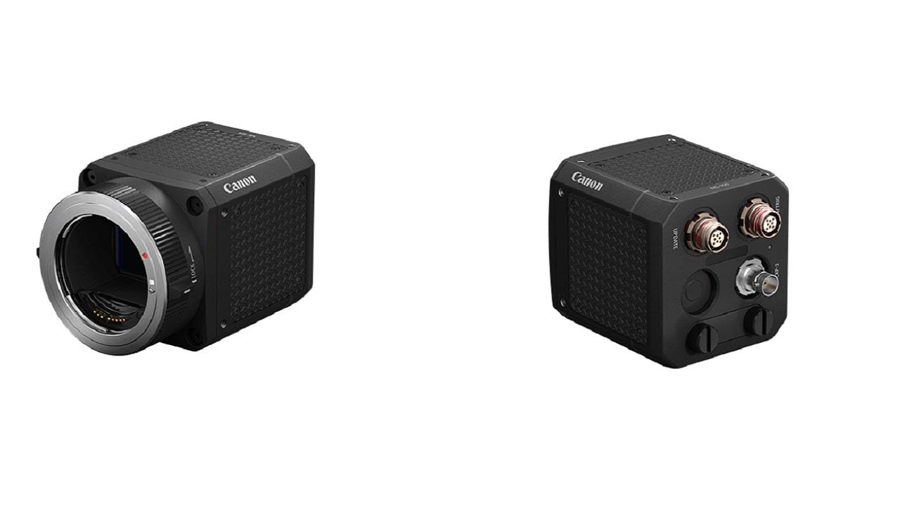 Una piccola videocamera Canon per vedere anche nel buio thumbnail