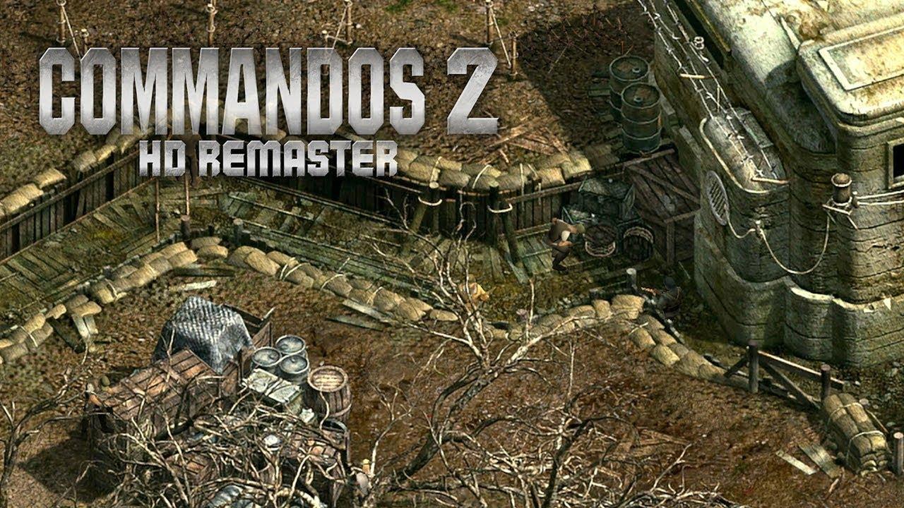 Commandos 2 - HD Remaster in arrivo su Nintendo Switch thumbnail