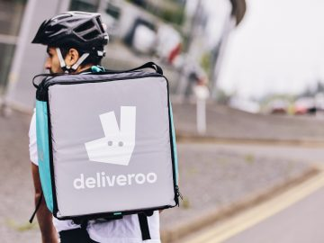 deliveroo black friday