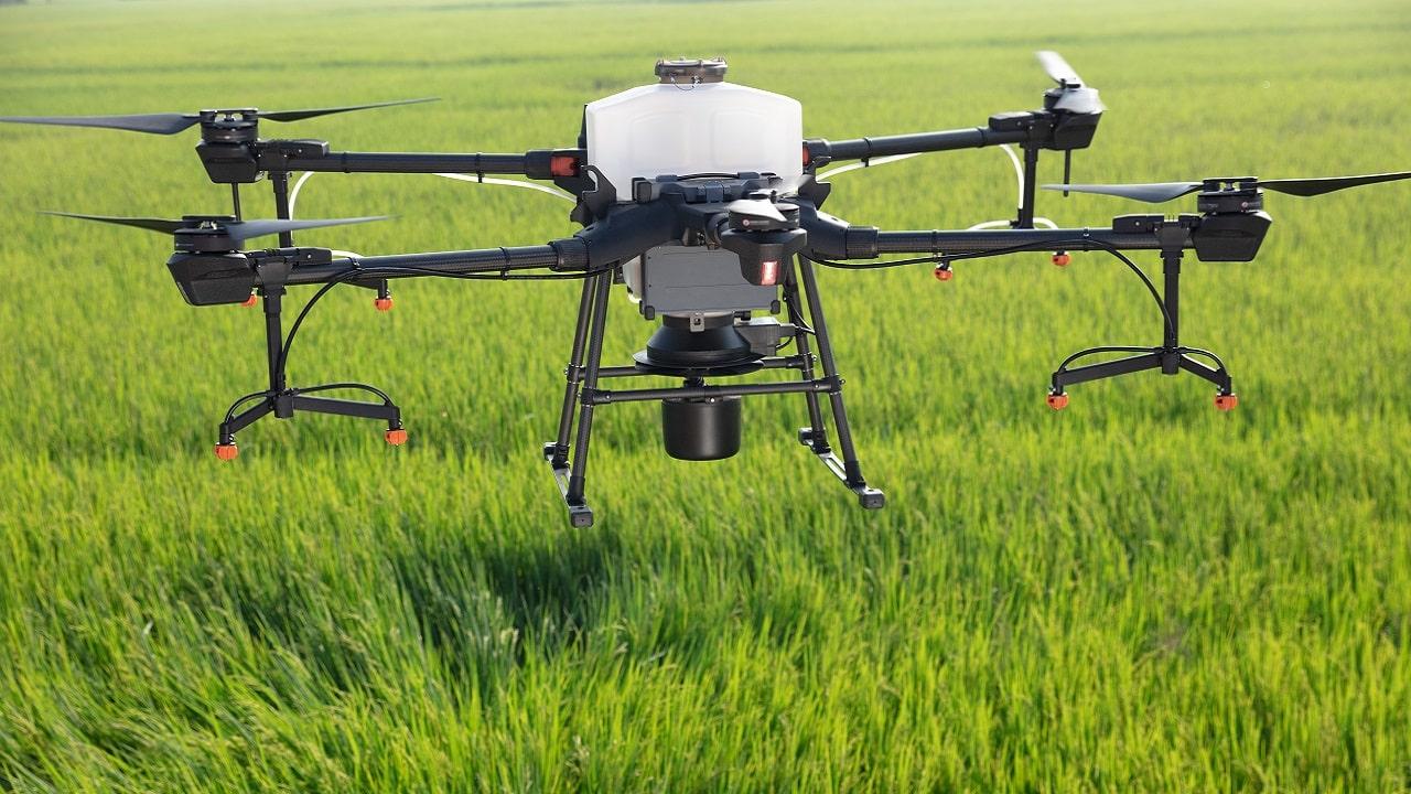 Agras T20, il nuovo drone per l'agricoltura di DJI thumbnail