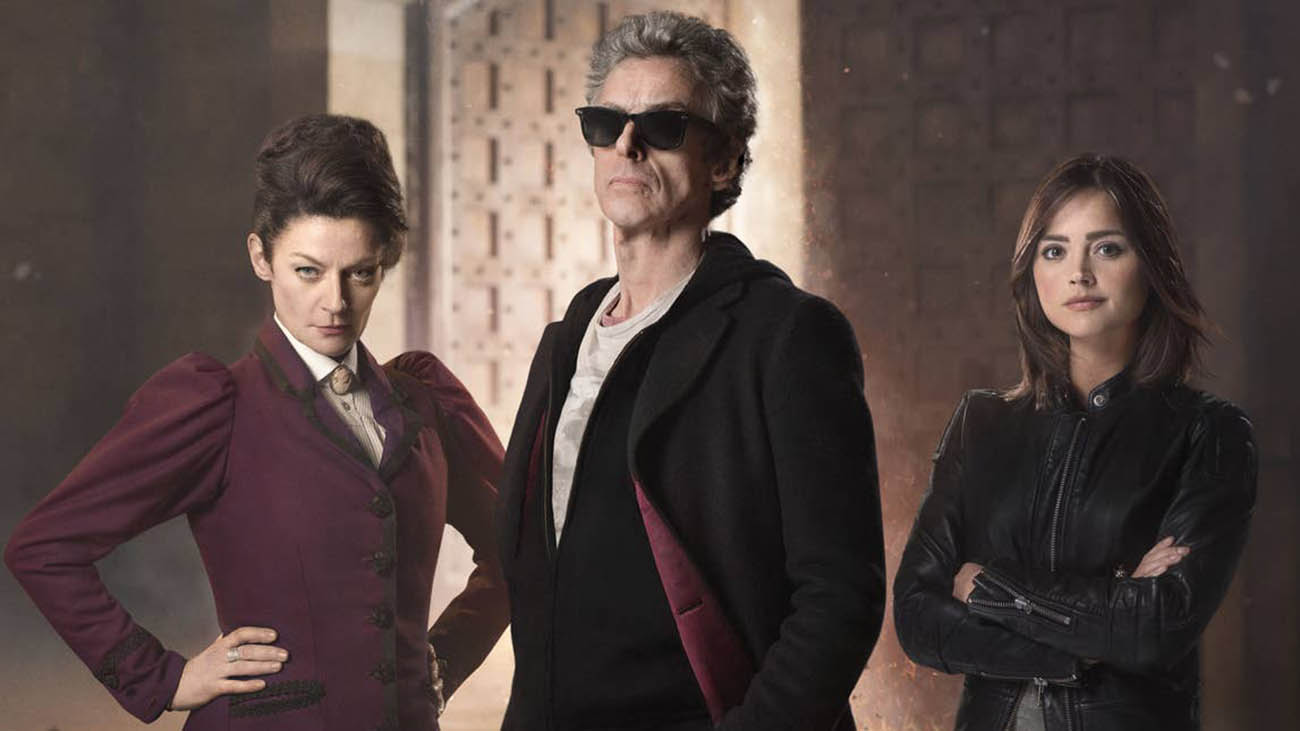 doctor who perchè guardarla