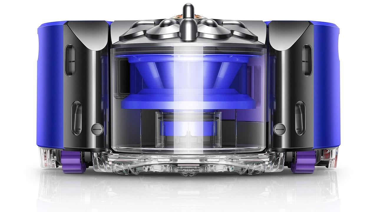 Ecco il nuovo robot aspirapolvere di Dyson thumbnail