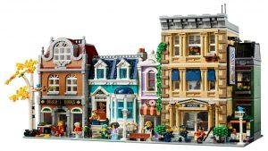 La collezione degli edifici modulari di LEGO si amplia  Per gli appassionati è in arrivo la stazione di polizia