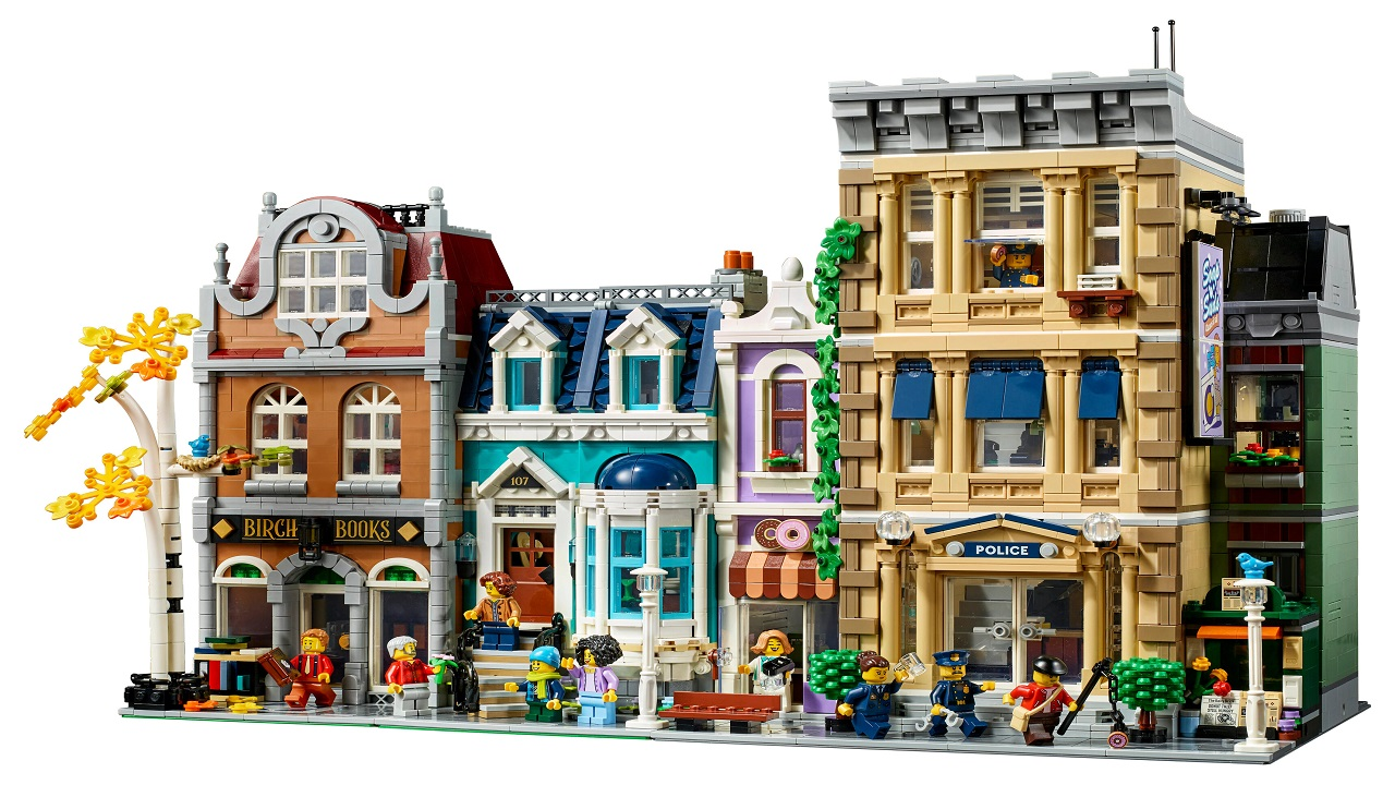 La collezione degli edifici modulari di LEGO si amplia thumbnail