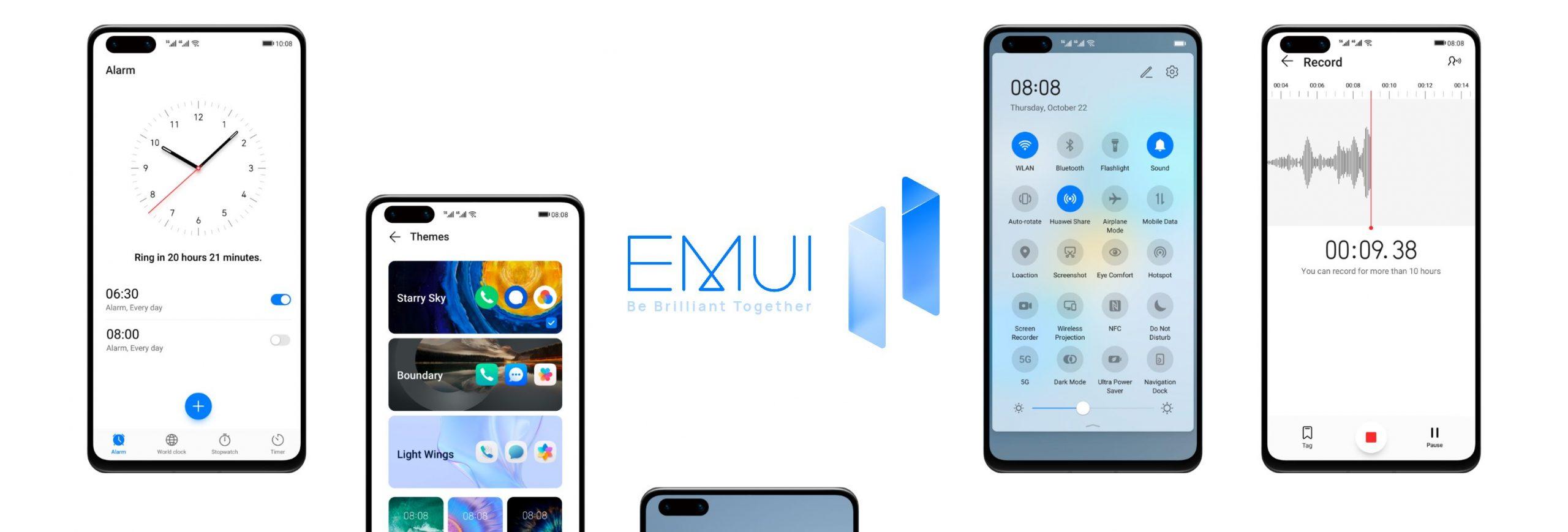 Huawei annuncia il lancio ufficiale di EMUI 11 thumbnail