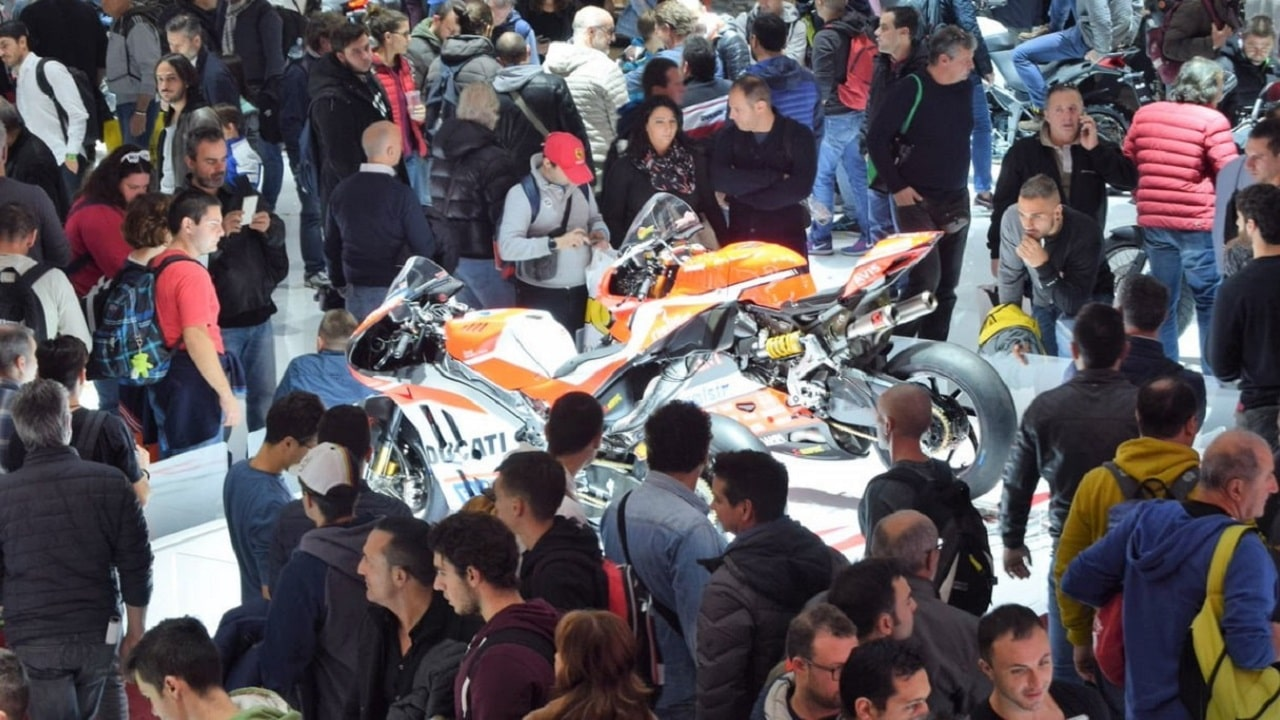 Esposizione Internazionale Ciclo e Motociclo pensa già al 2021 thumbnail