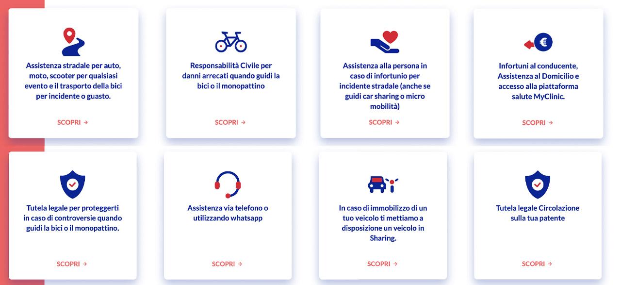 europ assistance mobilità noproblem vantaggi