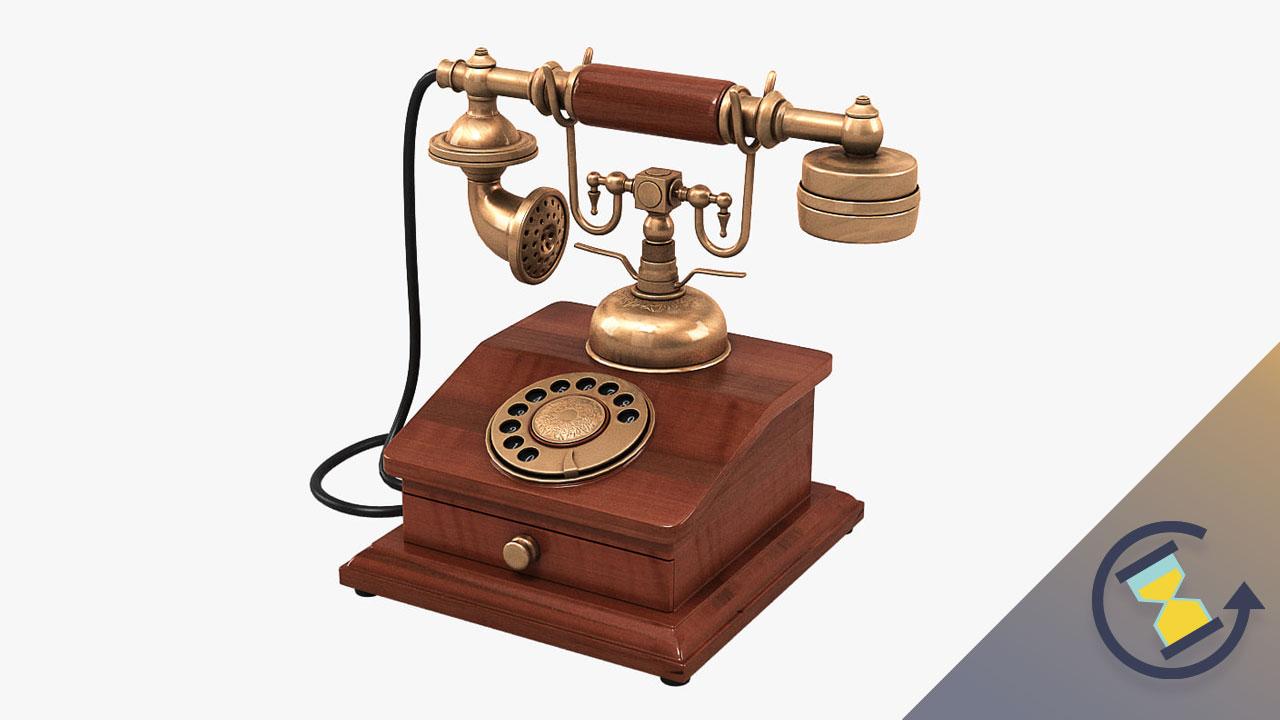 Come è cambiato il telefono: da Meucci a Steve Jobs thumbnail