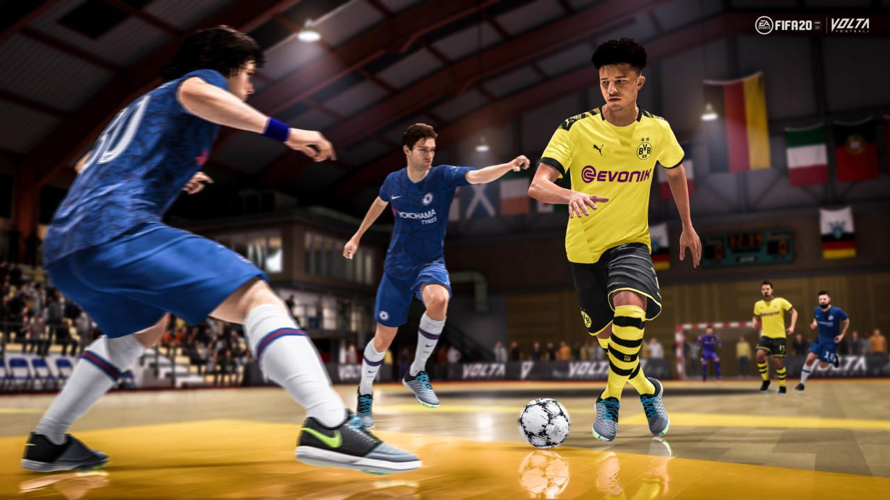 Volta Football offre diverse novità per il calcio di strada thumbnail
