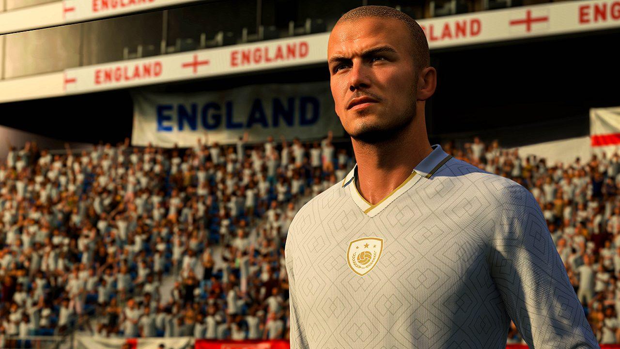 EA SPORTS FIFA e l'ambassador di eccezione: David Beckham thumbnail
