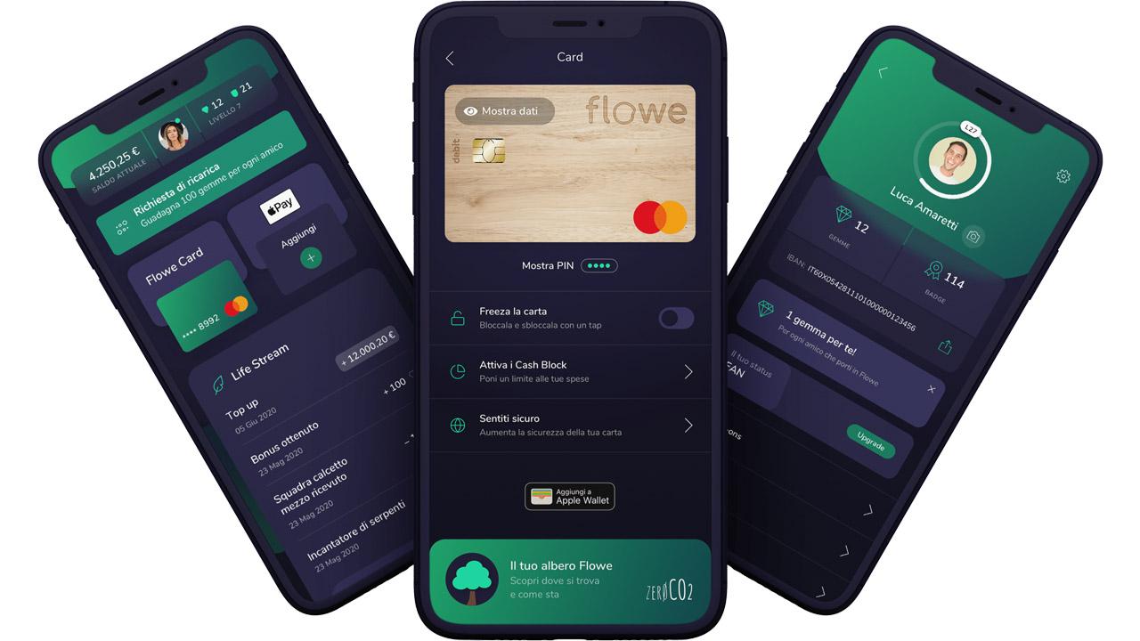 Flowe, il conto online green, raggiunge i 120.000 utenti thumbnail