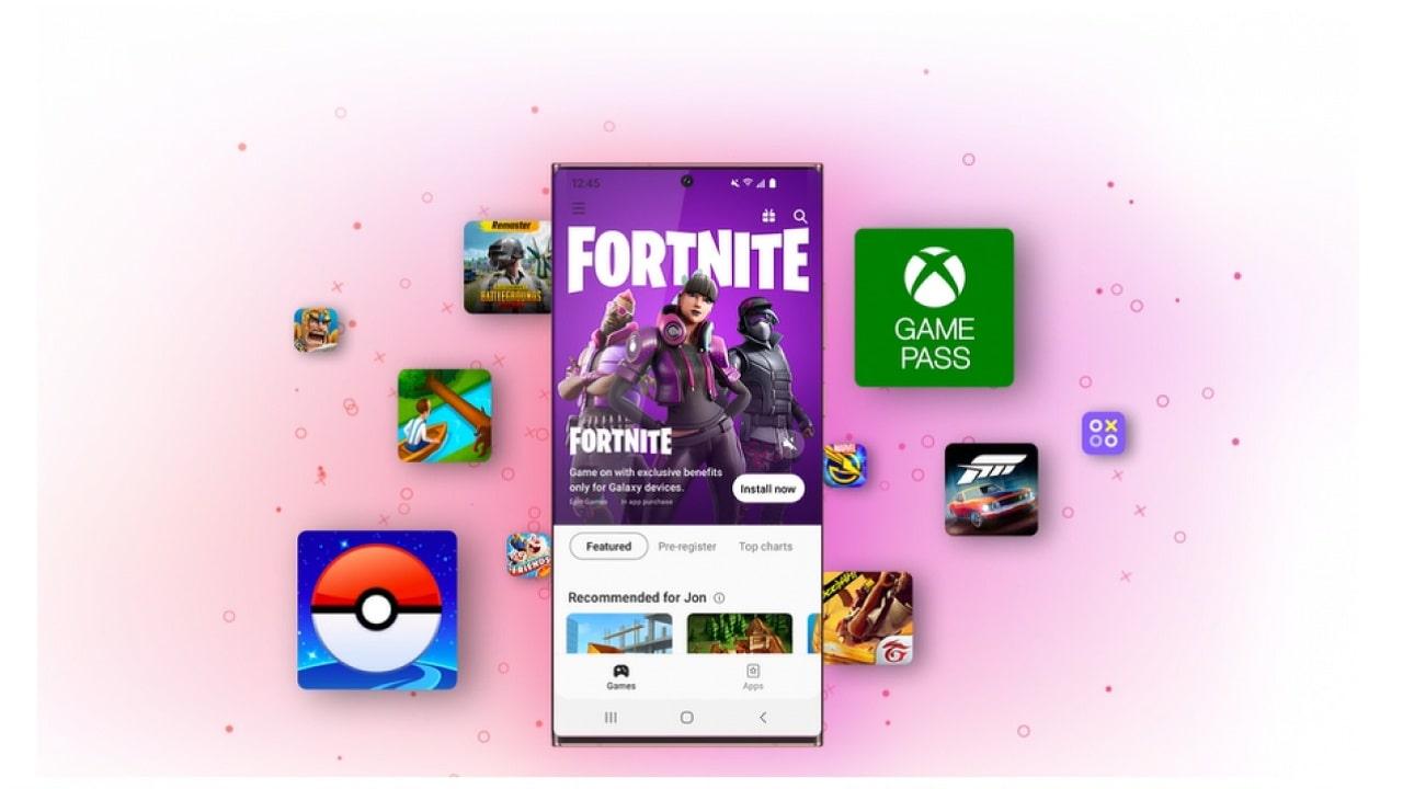 Samsung mette i giochi al centro thumbnail