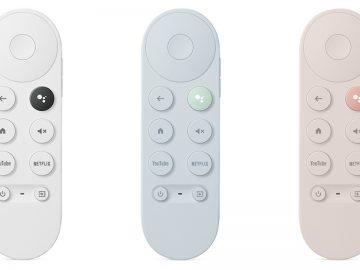 google chromecast telecomando