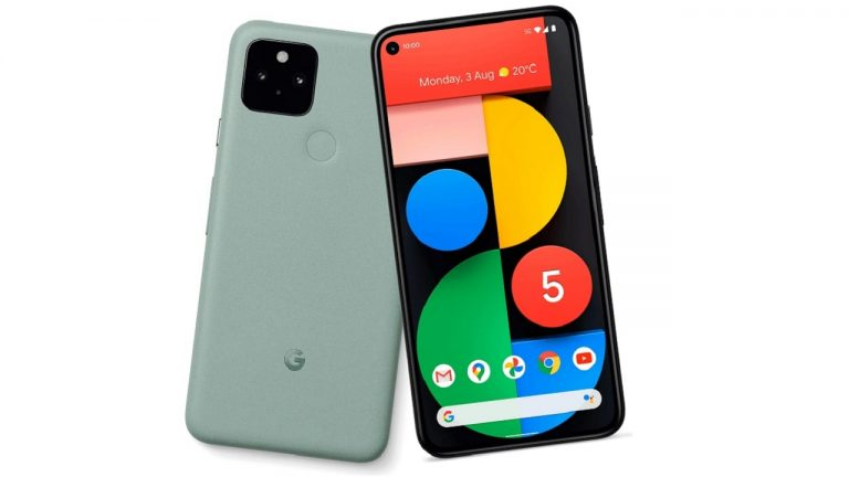 google pixel 5 ricarica rapida-min
