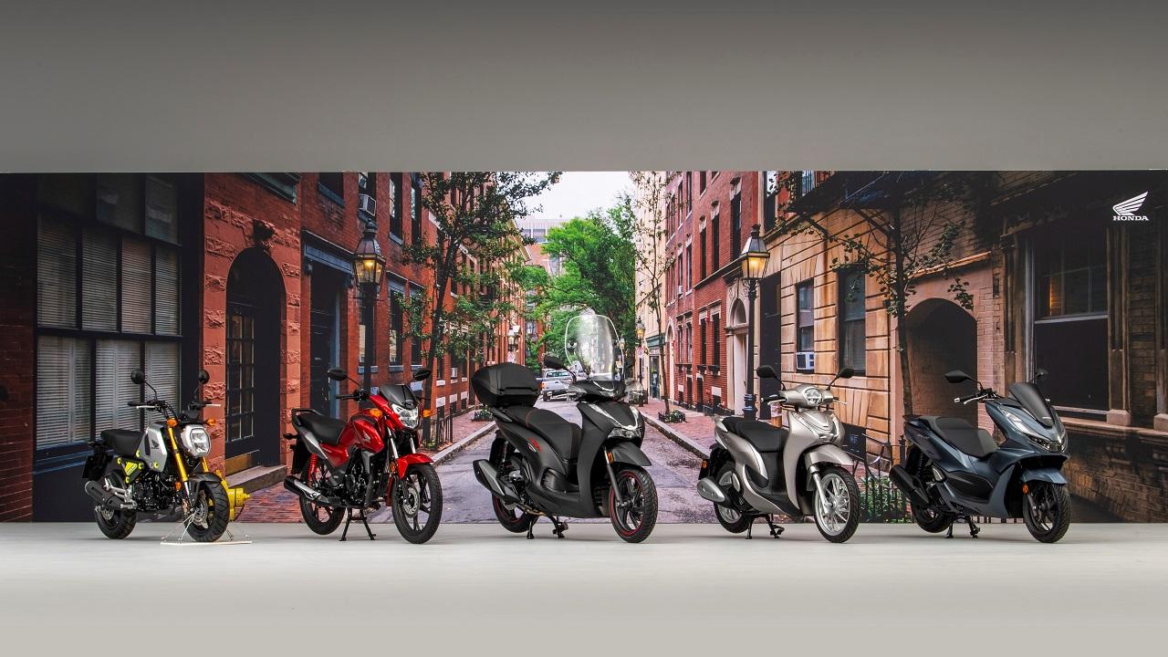 Honda annuncia diverse novità per la gamma 2021 thumbnail