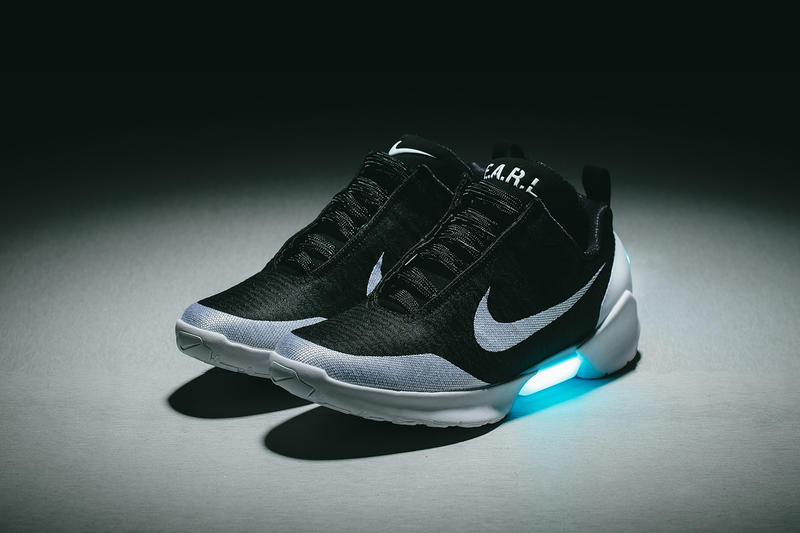 tecnologia indossare scarpe nike