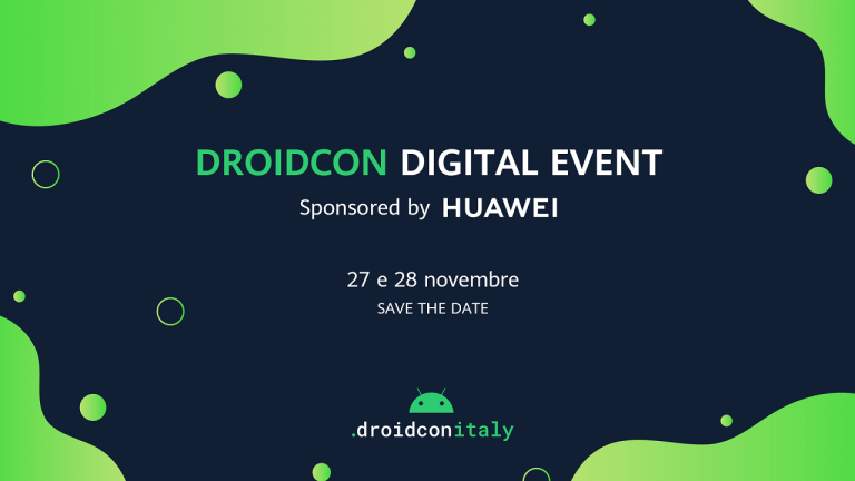 huawei appgallery droidcon Italy