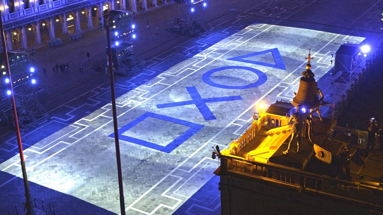 Sony illumina Piazza San Marco per il lancio di PlayStation 5 thumbnail