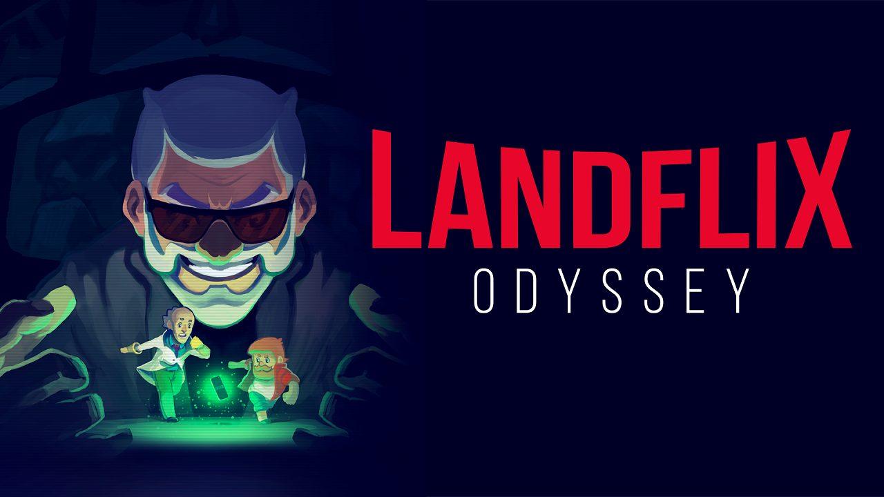 Landflix Odyssey, il binge-watching arriva nei videogiochi thumbnail