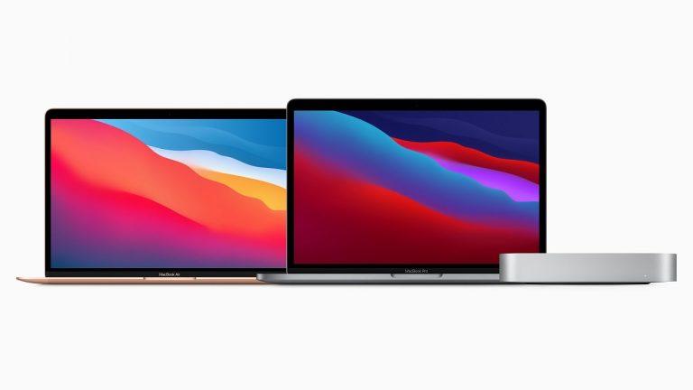 mac mini macbook m1