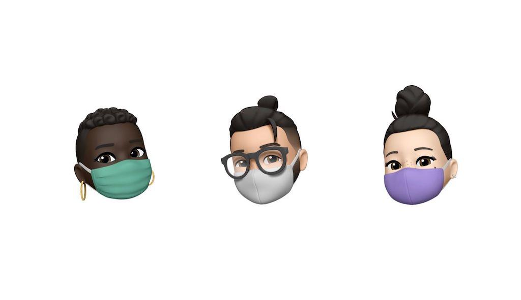 Apple e gli stickers con la mascherina: prima li rifiuta, poi li ripristina thumbnail