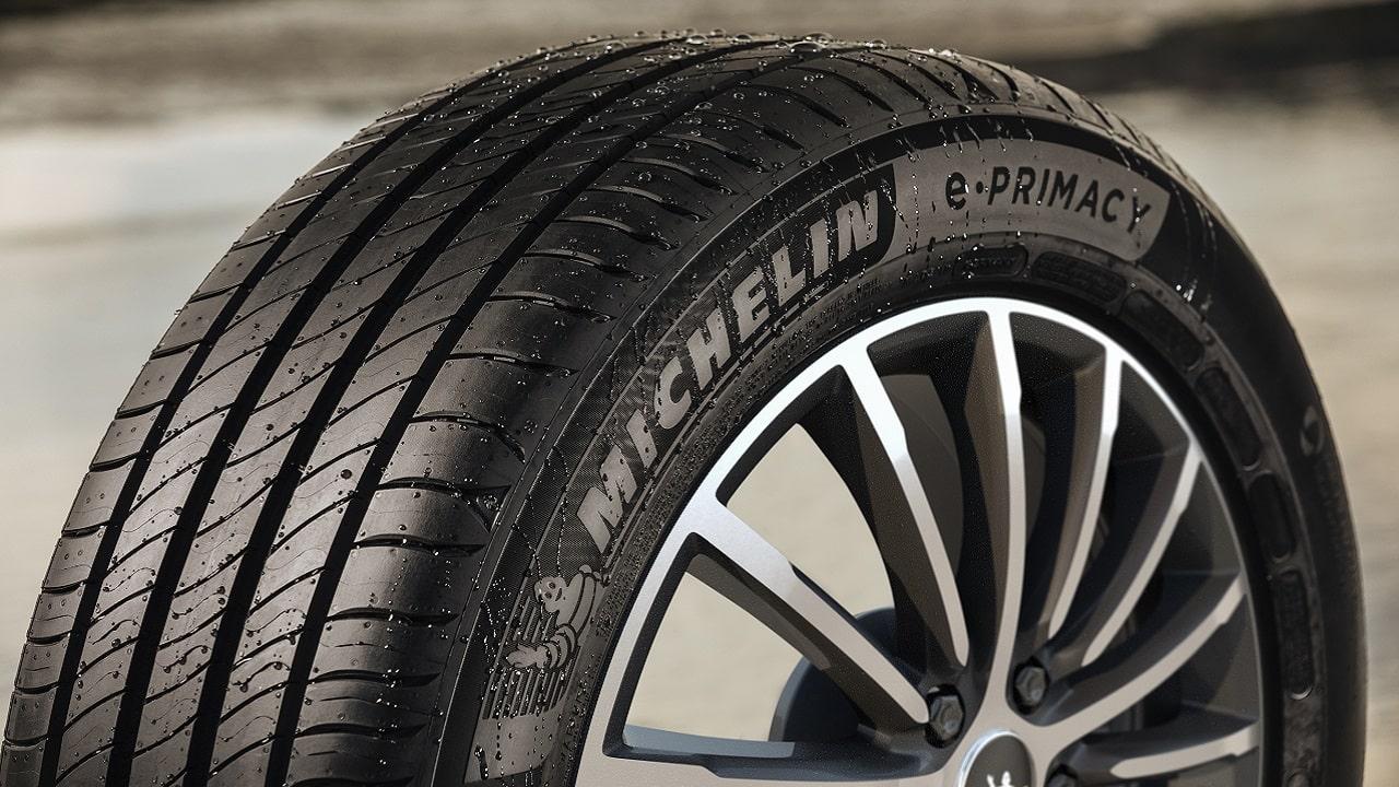 Arriva il primo pneumatico eco-responsabile: Michelin e.Primacy thumbnail