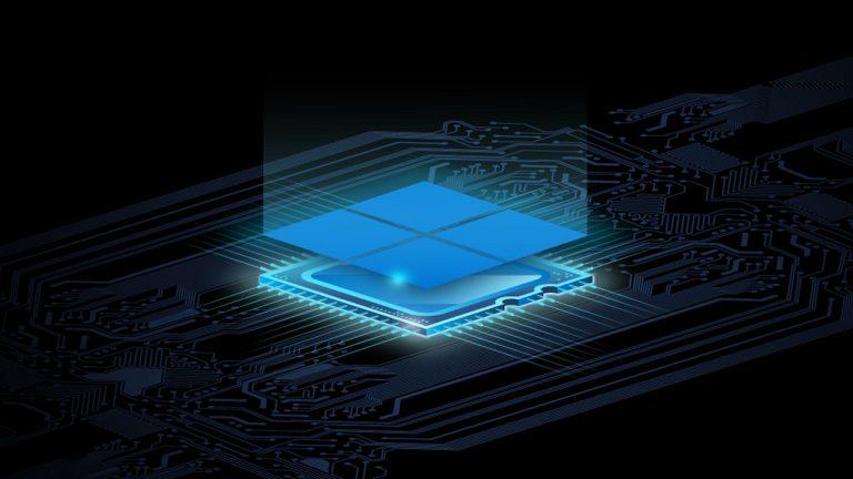 microsoft pluton nuovo processore