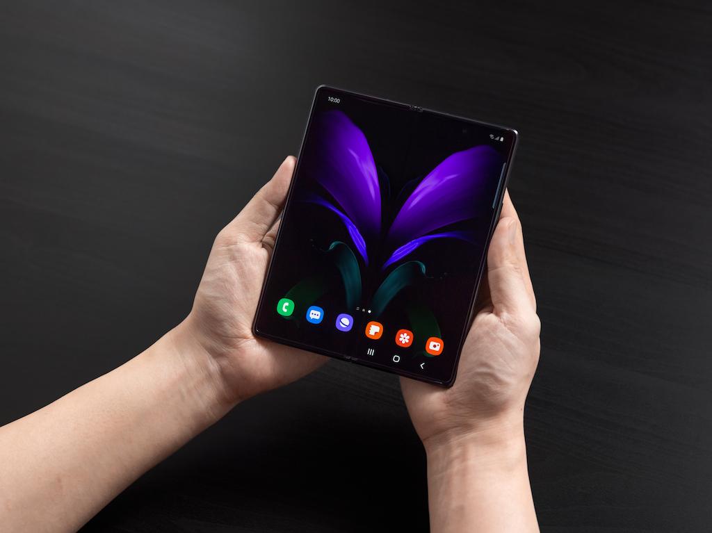 Samsung ti offre un voucher da 500 € per acquistare uno smartphone pieghevole thumbnail