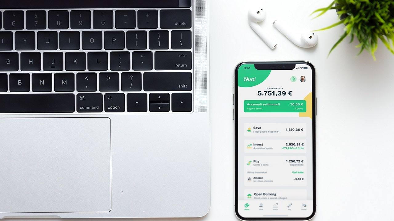 Oval continua a crescere: l'app per gestire i risparmi arriva a 500 mila utenti thumbnail
