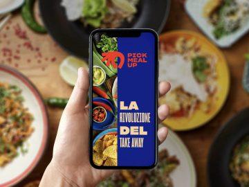 pick meal up app cibo da asporto