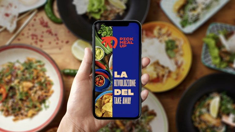 pick meal up app cibo da asporto
