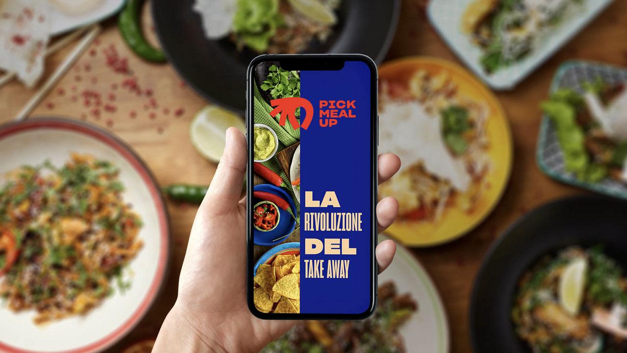 Pick Meal Up è l'app che rivoluziona il cibo da asporto thumbnail