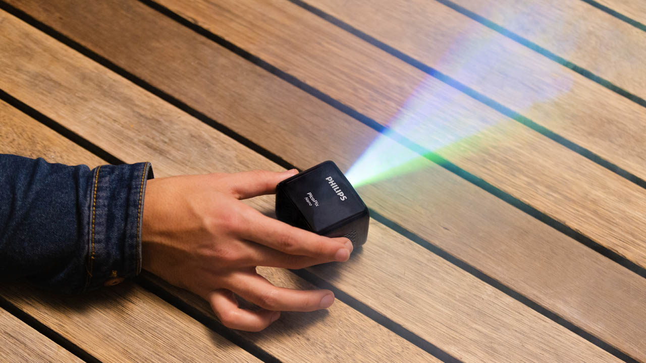 proiettori portatili philips picopix nano