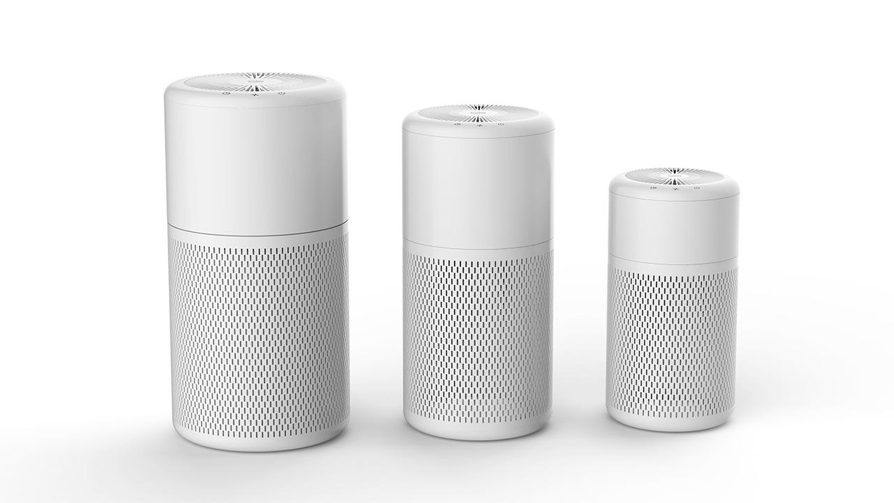 I nuovi purificatori d'aria che rigenerano l'aria di tutto l'ambiente domestico thumbnail