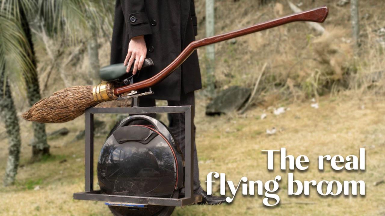 quidditch scopa volante