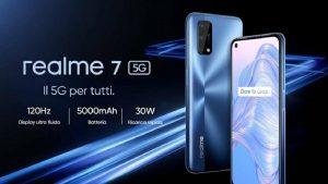 realme 7 5G protagonista del Black Friday  Lo smartphone è risultato il prodotto più venduto della promozione messa in atto dall'azienda