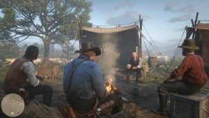 red dead redemption 2 ps4-min