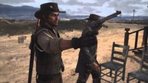 red dead redemption playstation 3-min