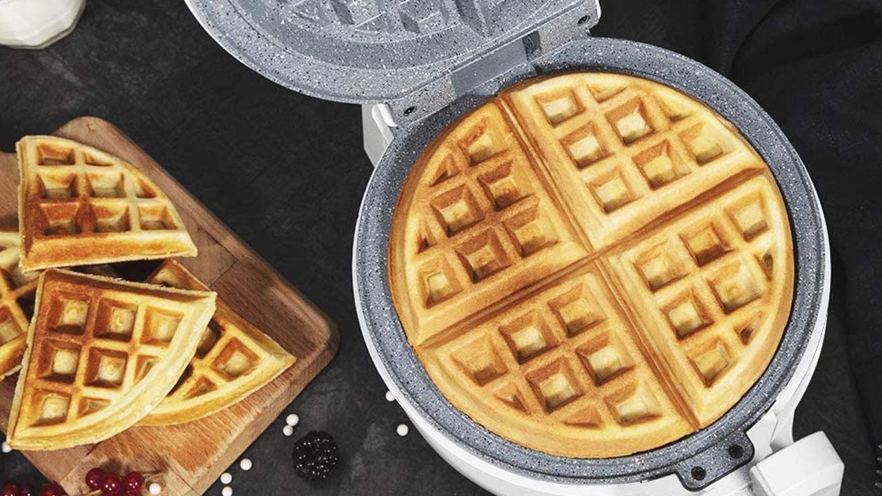 regali di natale per fidanzate Cecotec Machina per Waffle