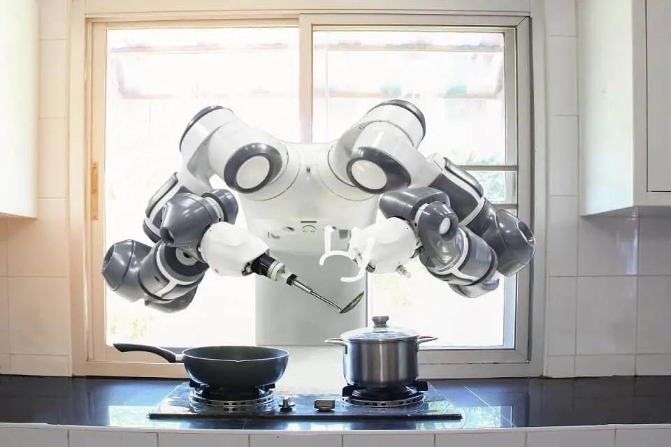 robot da cucina chef