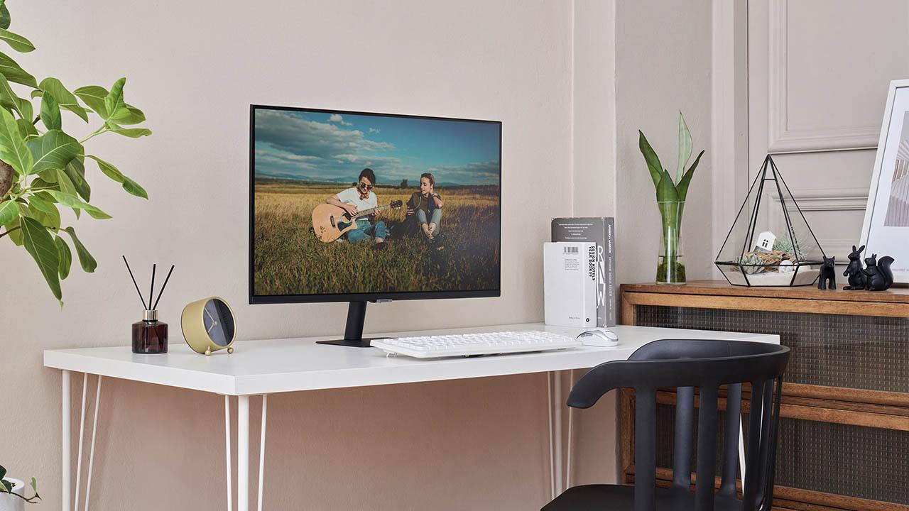Samsung Smart Monitor, il primo monitor che si comporta come una TV thumbnail