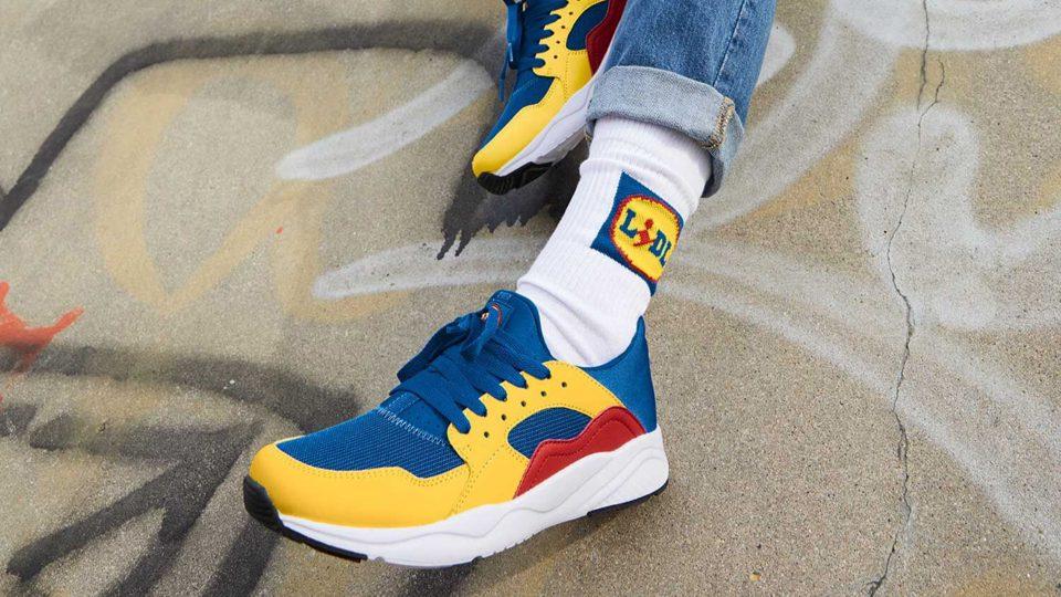 La febbre delle scarpe di Lidl thumbnail