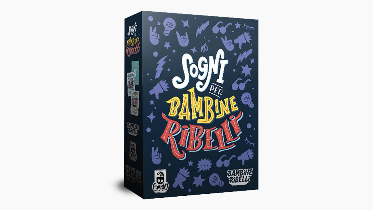 Sogni per bambine ribelli, il nuovo gioco da tavolo per grandi e piccini thumbnail
