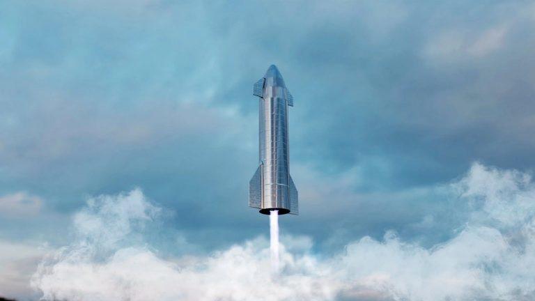 spacex starship sn8 prova