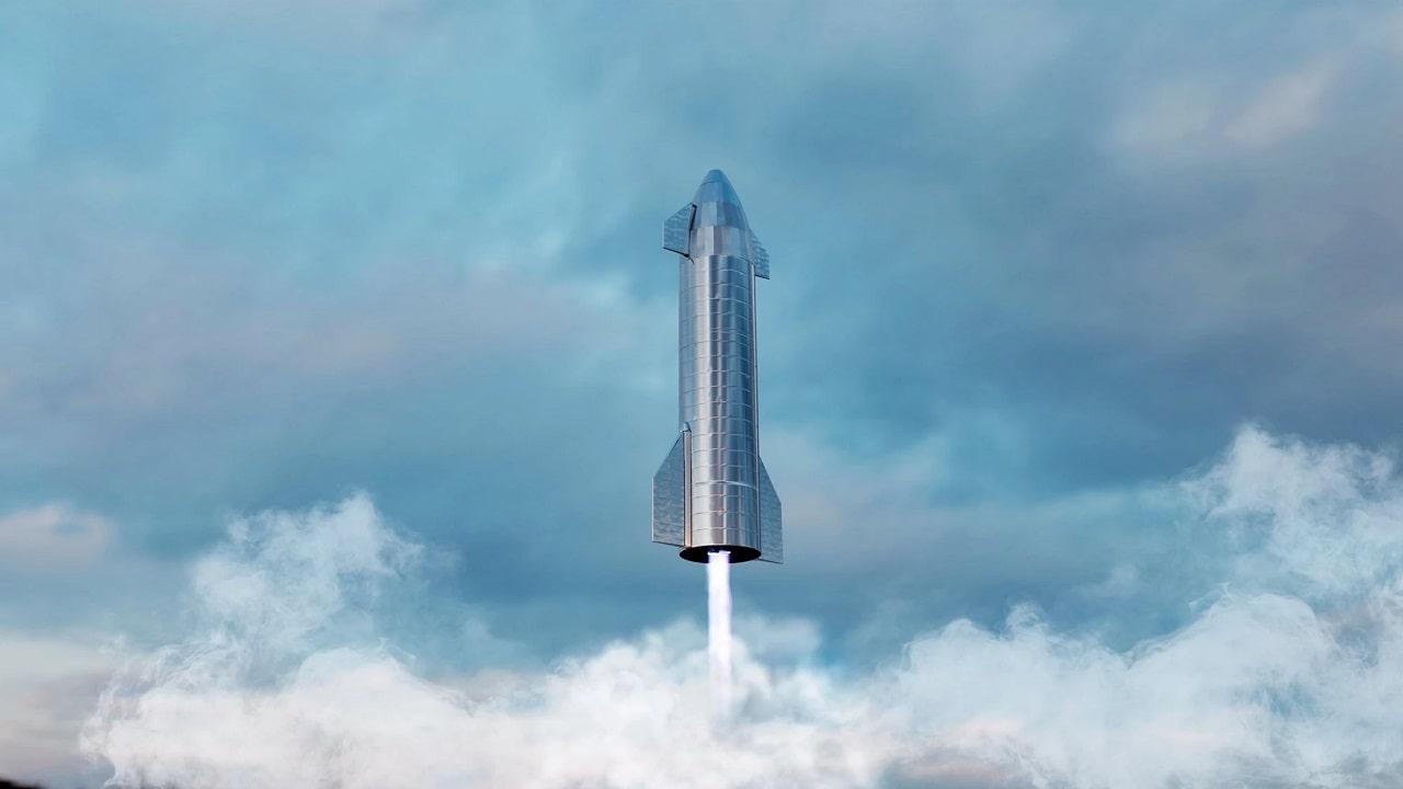 SpaceX pronta a lanciare Starphip SN8 in alta quota thumbnail