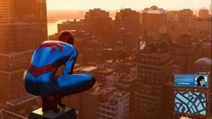 spider-man ps4 gameplay-min