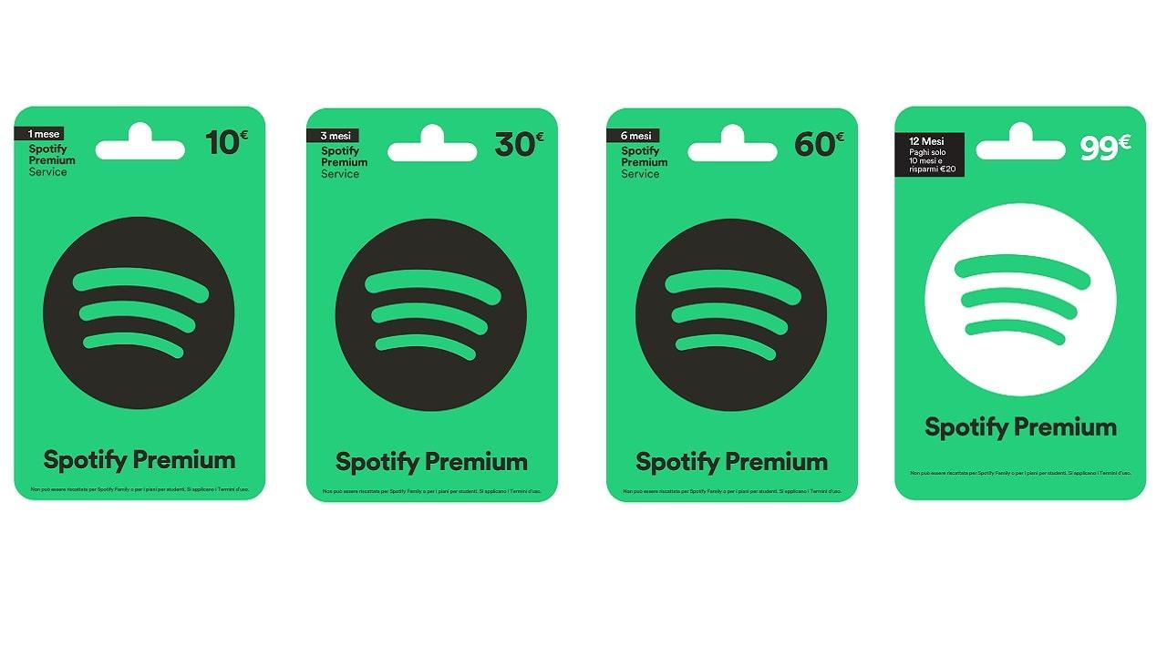 Per Natale regala un mondo di musica con Spotify thumbnail